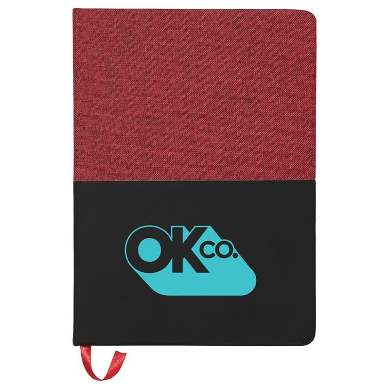 "5"" x 7"" Color Punch Notebook"