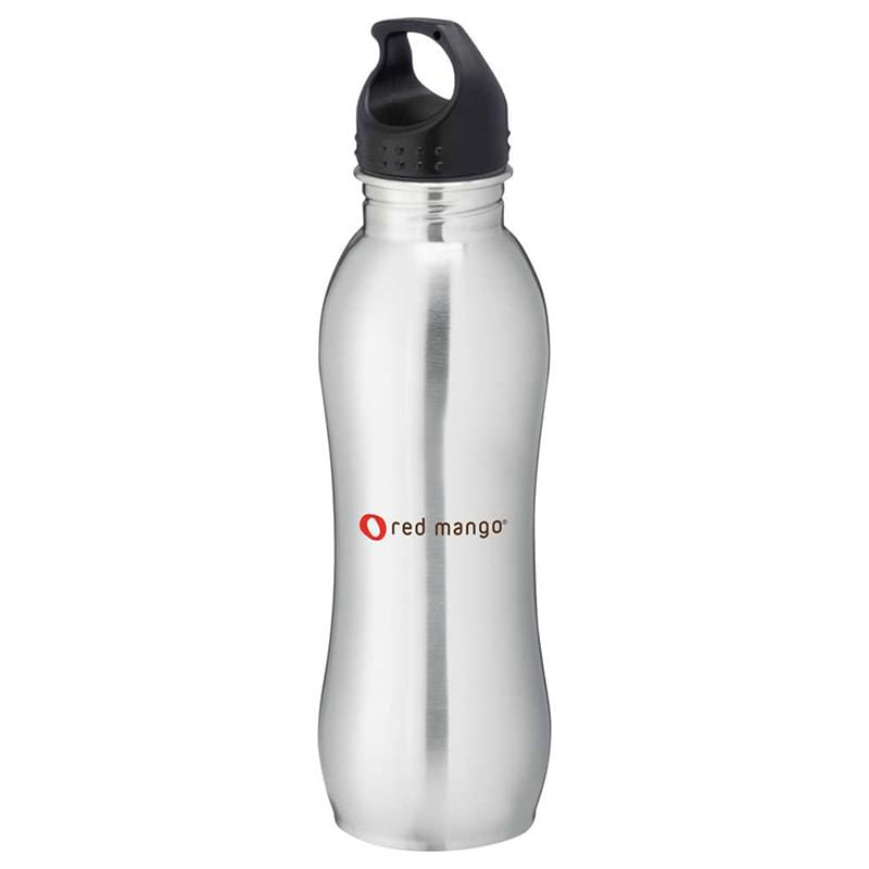 Curve 25oz Stainless Sports Bottle