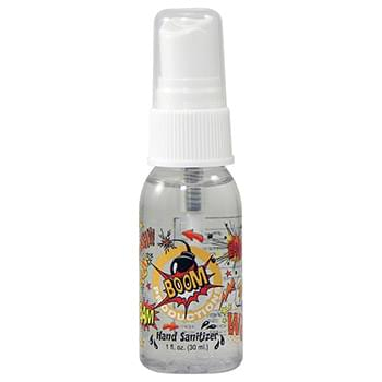 1oz Spray Hand Sanitizer