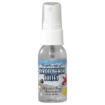 1-oz. Non-Alcohol Spray Sanitizer