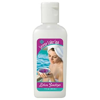 1-oz. Non-Alcohol Lotion Sanitizer