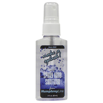 2-oz. Hand Sanitizer Spray