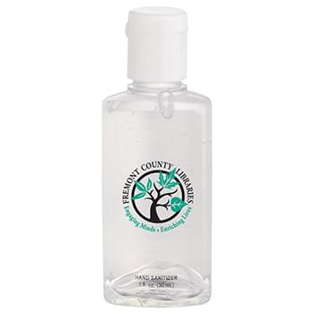 1oz Gel Hand Sanitizer