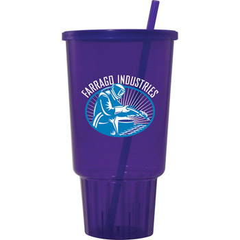 32-oz. Jewel Tumbler CarCup