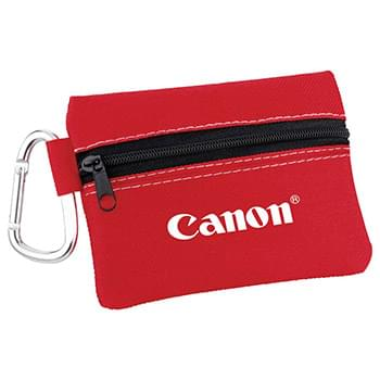 Zippered First Aid Pouch