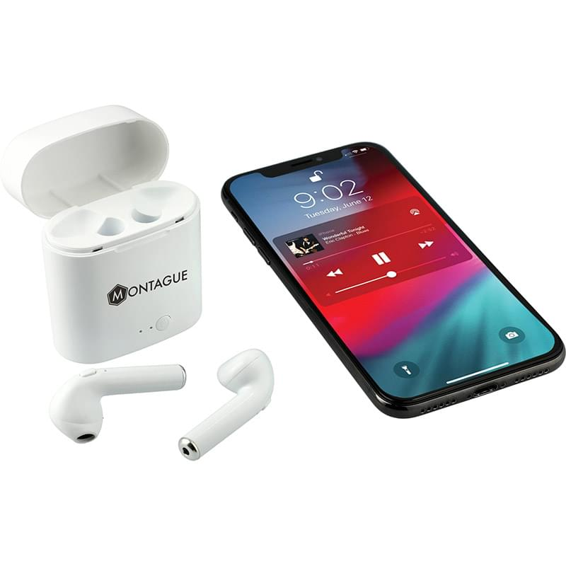Bawl True Wireless Auto Pair Earbuds and