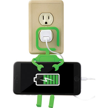 Huggable Phone Charging Station