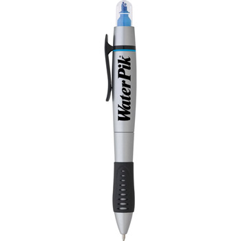 The Dual-Tip Pen-Highlighter