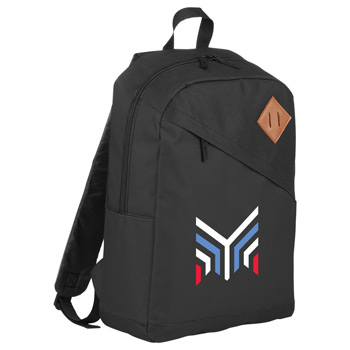 "Angled 15"" Computer Backpack"