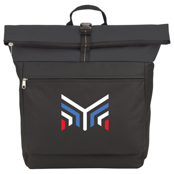 Foldover 15'' Computer Backpack
