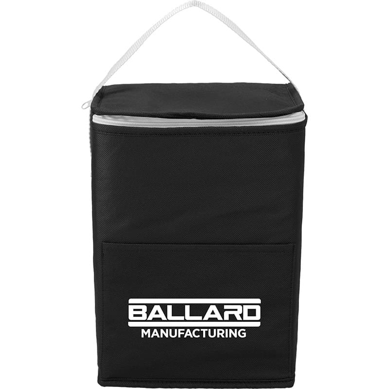 HOT DEAL - Budget Tall Non-Woven 12 Can Lunch Cooler
