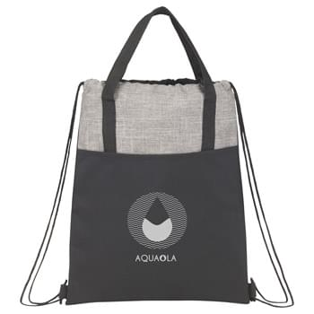 Cycle Recycled Drawstring Bag