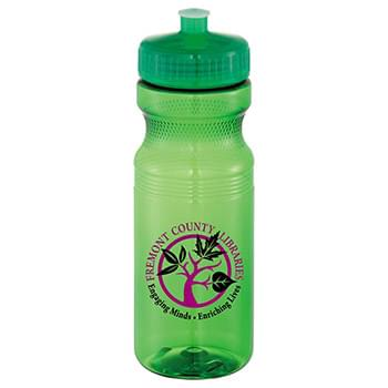 Easy Squeezy 24oz Sports Bottle - Crysta