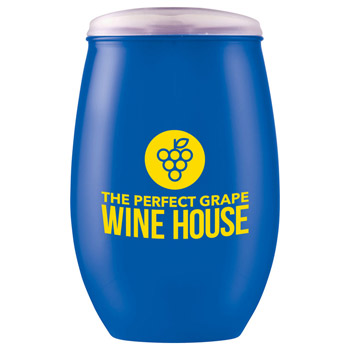 Omni Tritan 16oz Wine Cup with Lid