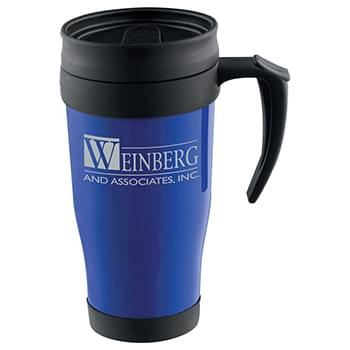 Modesto 16-oz. Insulated Mug