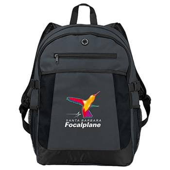 "Expandable 15"" Computer Backpack"