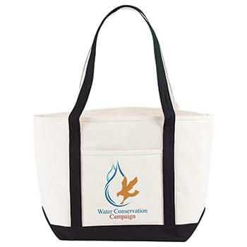 Atlantic 18oz Cotton Canvas Boat Tote