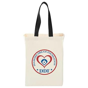 Nebraska 5oz Cotton Canvas Grocery Tote