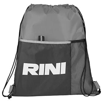 Free Throw Drawstring Bag
