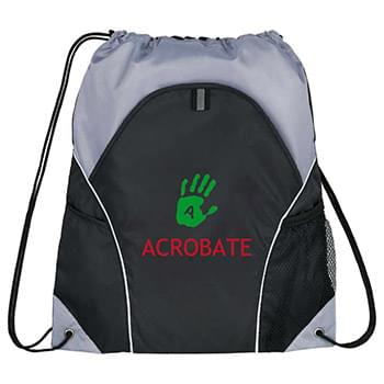 The Marathon Drawstring Cinch Backpack