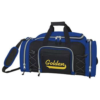 The Getaway Deluxe Duffel Bag