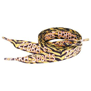 "Full Color Shoelaces - 3/4""W x 64""L"