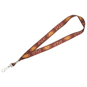 Full Color  Premium Lanyard - 1""