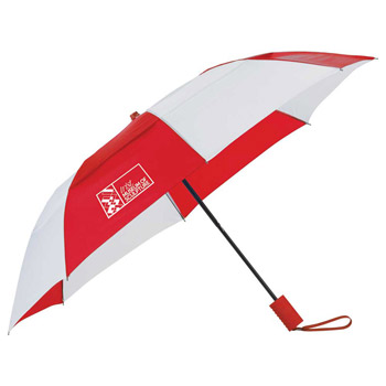 "42"" Vented, Folding Umbrella"