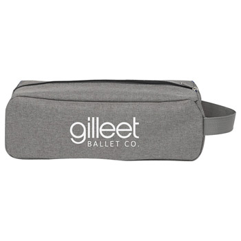 Graphite Color Pop Travel Pouch